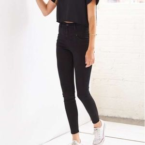 BDG High Rise Twig Seamed skinny high rise jeans